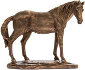 Статуэтка Lesser & Pavey Бронзовая Лошадь, полистоун LP44093