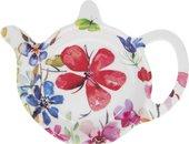 Подставка под чайный пакетик Lesser & Pavey Луговые бабочки 13x10см LP94349