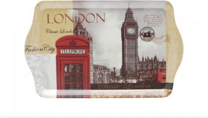 Поднос Новый Лондон 38x23см Leonardo Collection LP99763