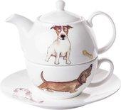 Чайник на одного Roy Kirkham Собаки, 400мл XDOG1201