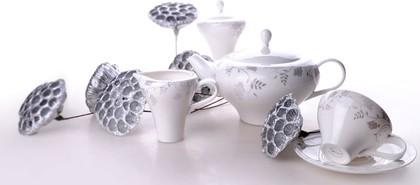 Чайный сервиз Гранж 15 предметов Top Art Studio LD1730-TA