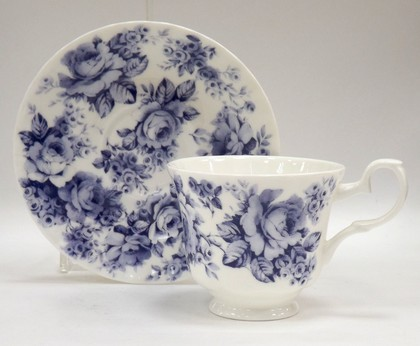 Чайная пара Английский ситец, 230мл Roy Kirkham XENGCH1130