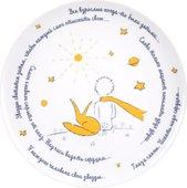 Тарелка декоративная ИФЗ Эллипс, Маленький Принц и лис 80.98849.00.1