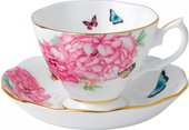 Чайная пара Royal Albert Миранда Керр Благодарность, 200мл 40001820