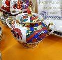 Сервиз чайный ИФЗ Весенняя, Народные узоры, 20 предметов 81.20885.00.1
