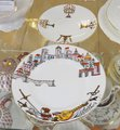 Набор кофейный 3пр. Балет Ромео и Джульетта, ф. Майская ИФЗ 81.21564.00.1