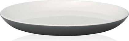 Тарелка для завтрака 22см серая Brabantia 610141