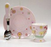 Набор посуды для девочки Солнышко The Leonardo Collection LP33394