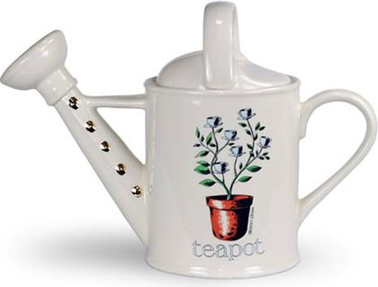 "Чайник коллекционный ""Лей, лей - не жалей"" (Watering Can Teapot) The Teapottery 4461"