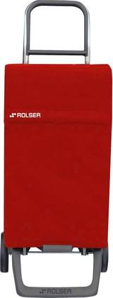 Сумка-тележка хозяйственная красная Rolser JOY NEO NEO001rojo