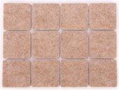 Накладки для мебели Tescoma Presto самоклеящиеся 30x30 мм, 24шт 420857.00