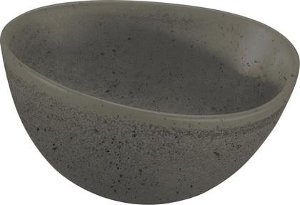 Чаша Asa Selection Cuba Grigio d10см, h5.8см, 160мл, серый 1227/400
