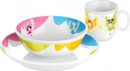 Набор посуды Феи, 3 предмета Tescoma BAMBINI 667950.00