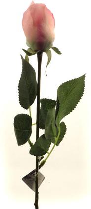 Цветок искусственный Atelier de Fleur Роза Самураи розовая 45см WAF0923-TA