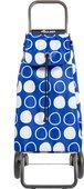Сумка-тележка хозяйственная синяя Rolser I-Max Symbol IMX089Azul