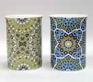 Набор кружек Lesser & Pavey Марокканский Текстиль 2шт 300мл LP92368