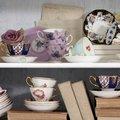 Чайная тройка 100летие, Регентство 1900г Royal Albert HUNALB21960