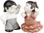 Статуэтка фарфоровая NAO Оле! Фламенко (Petite Flamenco) 9см 02007037