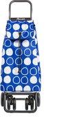 Сумка-тележка хозяйственная синяя с рисунком Rolser I-Max Symbol IMX091Azul