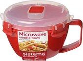 Кружка для лапши Sistema Microwave, 940мл 1109