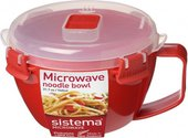 Кружка для лапши 940мл Sistema Microwave 1109