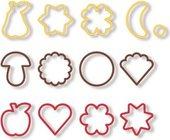 Традиционные формочки для печенья, 13шт. Tescoma DELICIA 630900.00