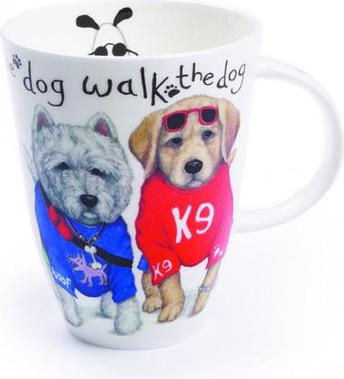 Кружка Собаки модники, Луиза, 400мл Roy Kirkham XANIDOG1035