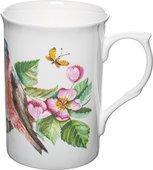 Кружка Rose of England Птички в цветах шиповника, 325мл BUX.GB.1