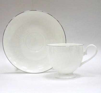 Сервиз чайный Ажур, 6 персон, 12 предм. Top Art Studio LD0914-TA