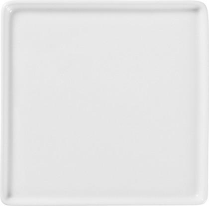 Тарелка квадратная с бортиком 15см, 6шт Top Art Studio LD1949-TA