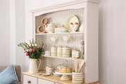 Подставка под горячее Kitchen Craft Classic Collection KCWTSSTRIPERD