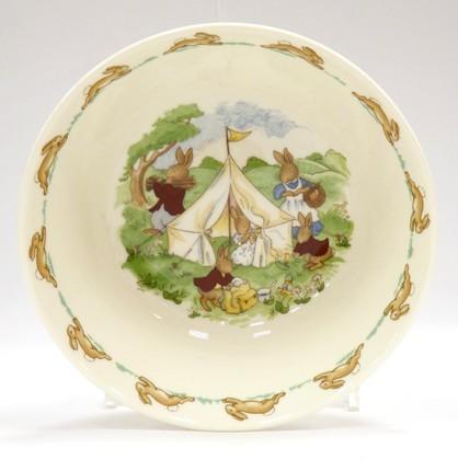 Тарелка для каши 16см Кролики Royal Doulton ITRABU07383