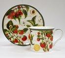 Чайная пара Фруктовый сад, 2 вида 260мл The Leonardo Collection LP92303