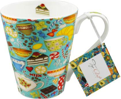 Кружка Великолепный чай 400мл Top Art Studio HK1121-TA
