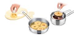 Форма для пончиков с щипцами для намачивания Tescoma DELICIA 630047