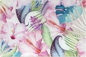 Доска разделочная стеклянная Lesser & Pavey Тропический рай, 30x20см LP93430