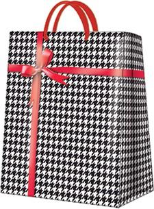 """Пакет подарочный """"Гусиные лапки"""" 20x25x10см Paw AGB021003"""