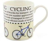 Кружка Lesser & Pavey Велоспорт 300мл LP92737