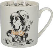 Кружка Creative Tops V&A Alice In Wonderland Шляпник, 350мл C000049