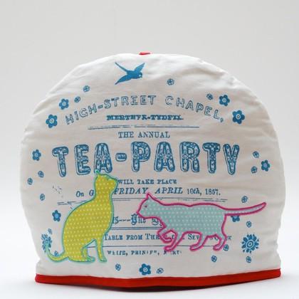 """Чехол на чайник """"Чаепитие"""" (Tea Party) Ulster Weavers UWTC7TPA04"""