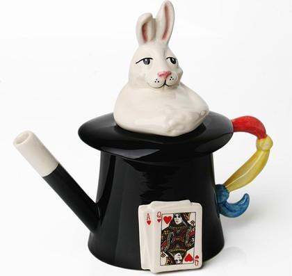 """Чайник коллекционный """"Магический цилиндр"""" (Magicians Hat Teapot) The Teapottery 4439"""