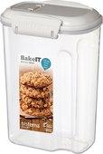 Контейнер для продуктов Sistema Bake IT, 985мл, белый 1203