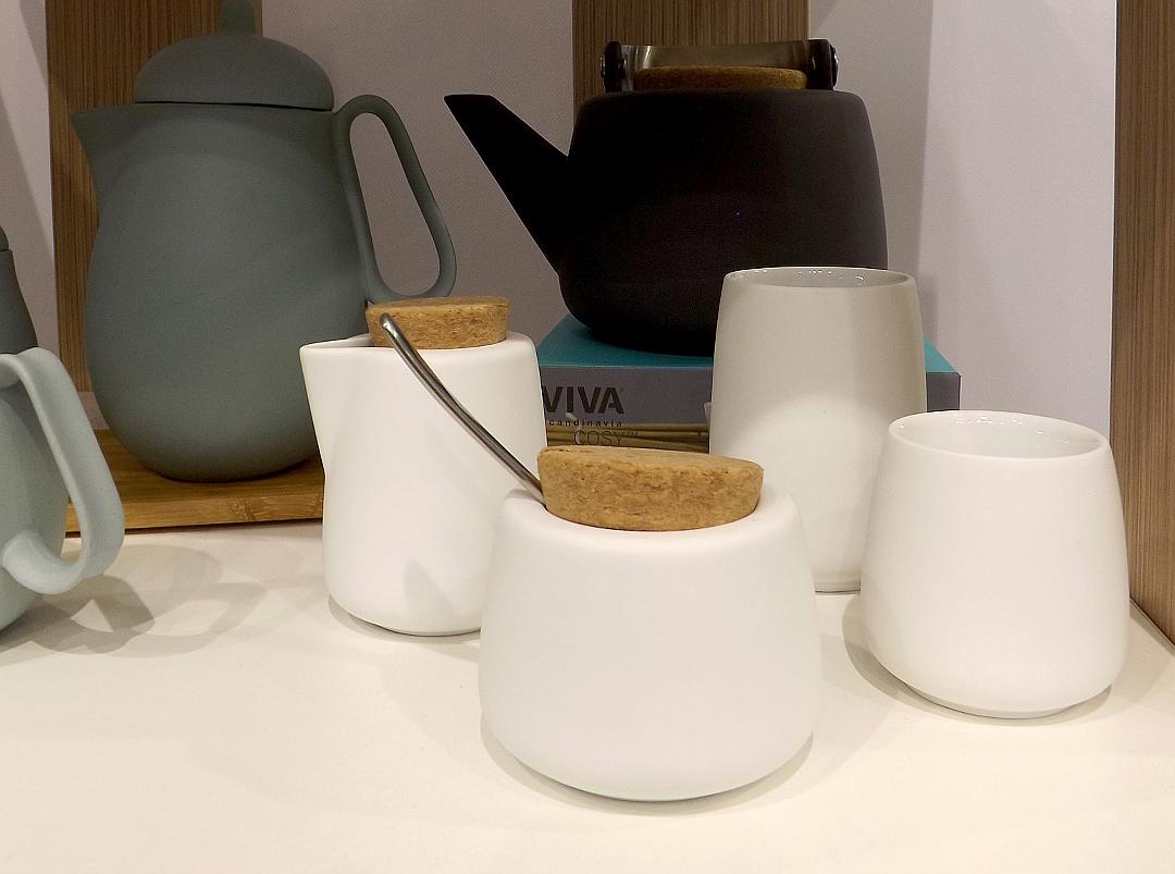 Фарфор от VIVAScandinavia на HouseHold Expo 2018