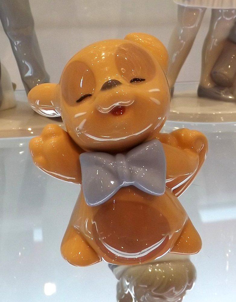 Статуэтка *Медвежонок* (Little Bear), созданная под брендом NAO компании Lladro