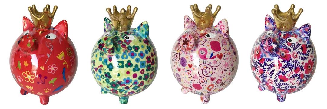 Свинья-копилка от Pomme-Pidou