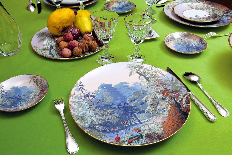 Фарфоровая посуда из коллекций бренда Haviland. Вид А