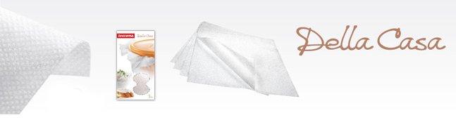 Фильтры для изготовления домашнего сыра DELLA CASA из новинок от Tescoma, представленных в октябре 2015 года