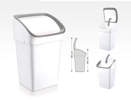 Контейнер CLEAN KIT для кухонных отходов, из ассортимента новинок Tescoma, представленных в феврале 2015 года