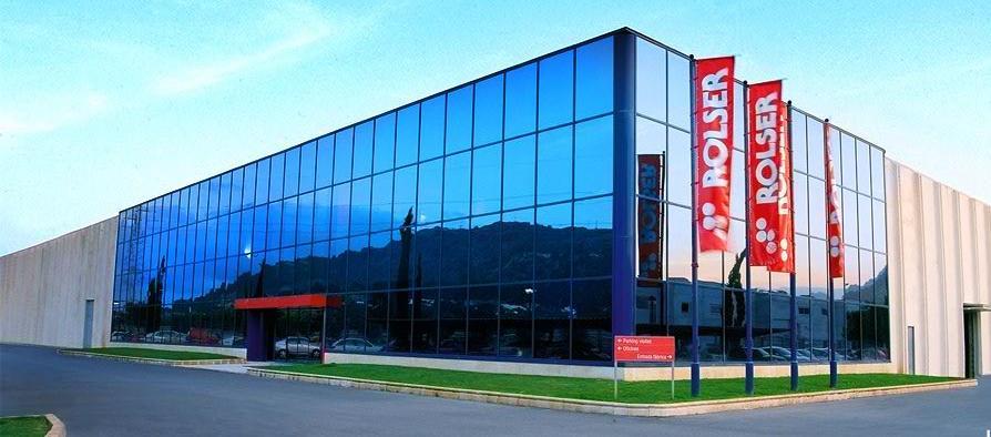 Здание фабрики Rolser