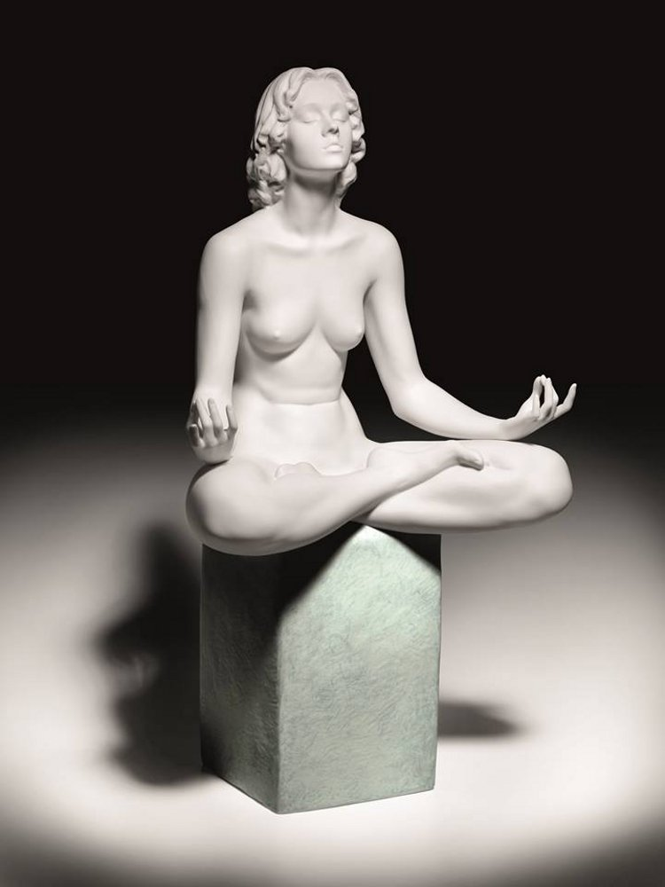 Керамические скульптуры Lladro. Вид Б